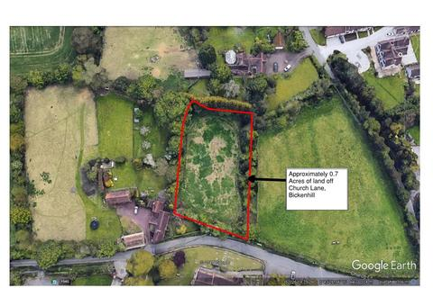 Land for sale - Church Lane, Bickenhill, Solihull