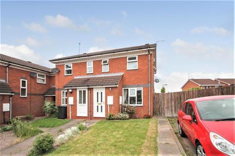 2 bedroom semi-detached house for sale - Ashdale Close, Cannock