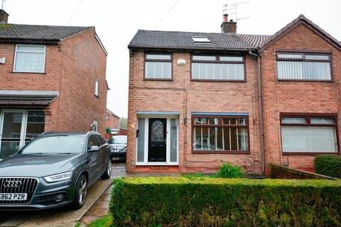 3 bedroom semi-detached house for sale - Welbeck Road, Goose Green, Wigan, WN3 6RS