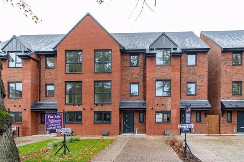 4 bedroom terraced house for sale - 7 Wellington Road, Whalley Range, Manchester, M16