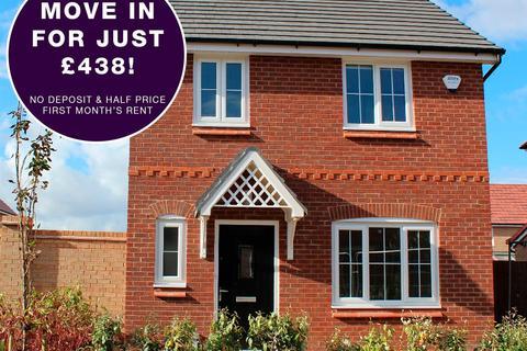 4 bedroom detached house to rent - Oleander Way, Walton, Liverpool