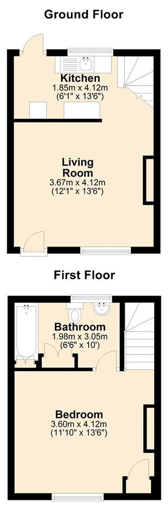 Floorplan 1 of 3: 2 D   Station Road, Brough1.JPG