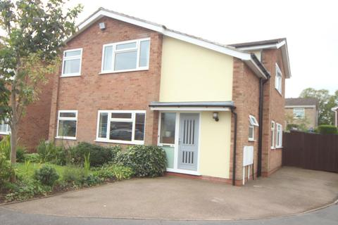 4 bedroom detached house for sale - Azalea Close, Burbage, Hinckley