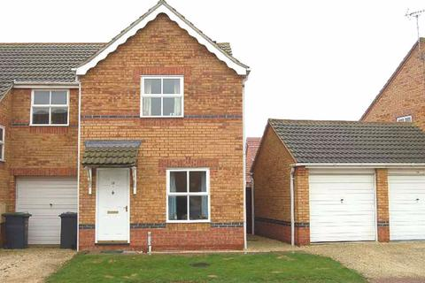 2 bedroom semi-detached house to rent - Polyanthus Drive, Sleaford, NG34 HS