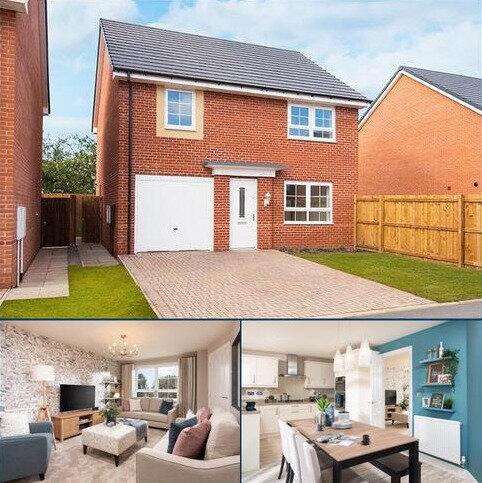 4 bedroom detached house for sale - Plot 49, Windermere at Elderwood, Bannerdale, Carter Knowle Road, Bannerdale, SHEFFIELD S7