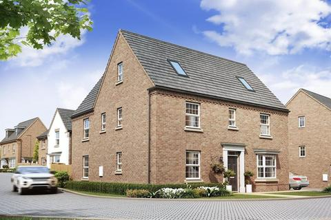 5 bedroom detached house for sale - Plot 77, Morecroft at Marham Park, Great Hall Drive, Bury St Edmunds, Bury Saint Edmunds IP32