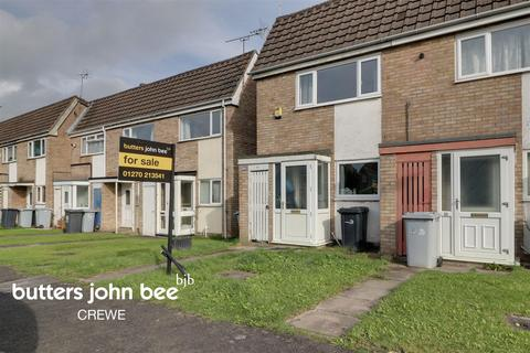 2 bedroom end of terrace house for sale - Greystone Park, Crewe
