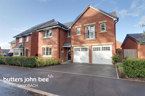5 bedroom detached house for sale - George Gallimore Drive