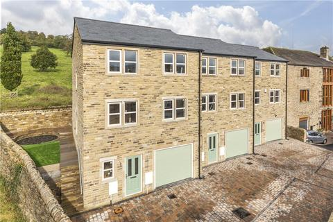 4 bedroom end of terrace house for sale - Canal Wharfe Yard, Priest Bank Road, Kildwick, Keighley