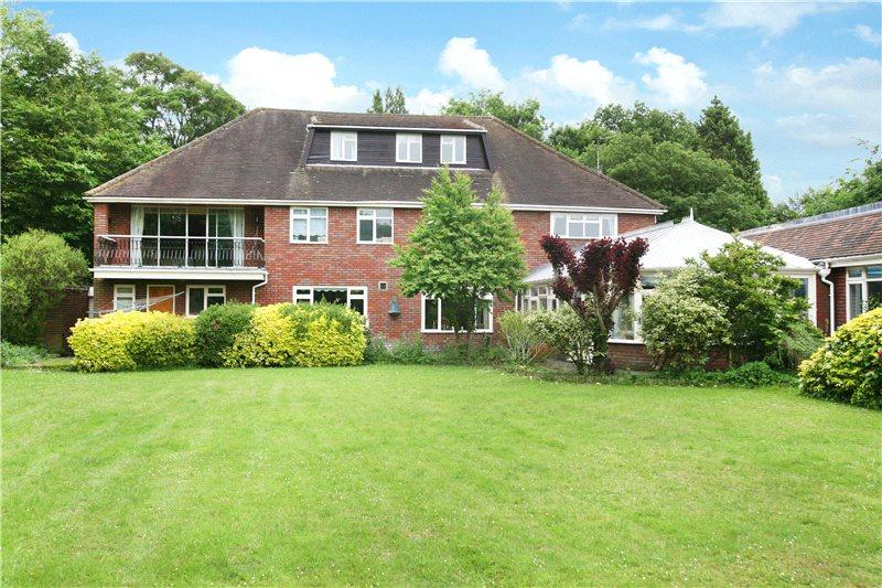 6 Bedrooms Detached House for sale in High Street, Hurley, Maidenhead, Berkshire, SL6