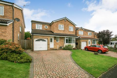 4 bedroom detached house for sale - Stubley Croft, Dronfield Woodhouse, Derbyshire S18 8QZ