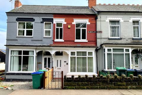 3 bedroom terraced house to rent -  Barclay Road, Smethwick, Birmingham B67