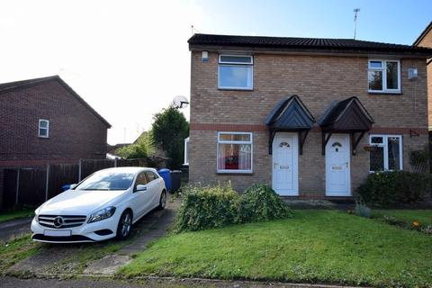 2 bedroom semi-detached house for sale - Edwinstowe Road, Oakwood, Derby, DE21 2HL