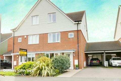 5 bedroom semi-detached house for sale - Lime Pit Lane, Cannock