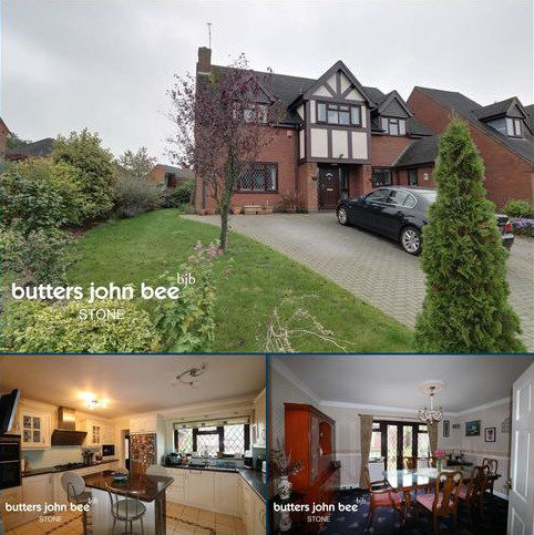 4 bedroom detached house for sale - The Meadows, Hilderstone