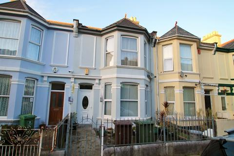 4 bedroom terraced house for sale - Pasley Street, Stoke, Plymouth