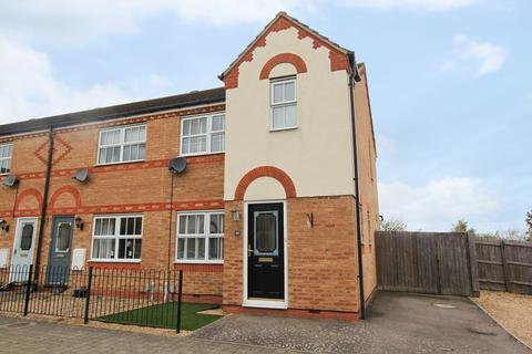 3 bedroom end of terrace house for sale - Woodlark Drive, Cottenham