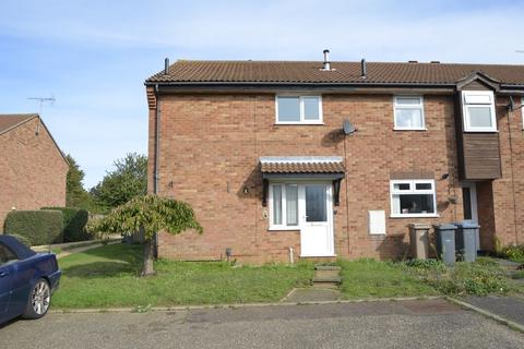 1 bedroom terraced house for sale - Brightwell Close, Felixstowe