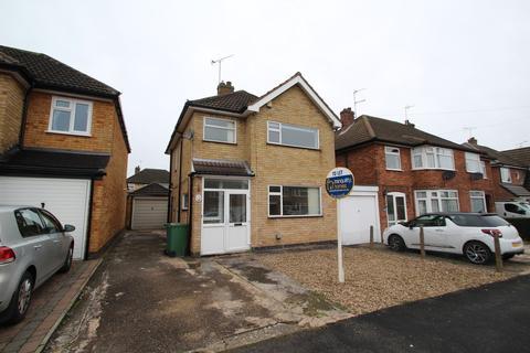 3 bedroom detached house to rent - Eastway Road, Wigston