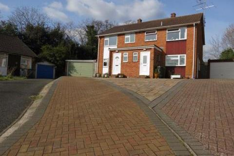3 bedroom semi-detached house to rent - Robins Bow, Camberley, GU15