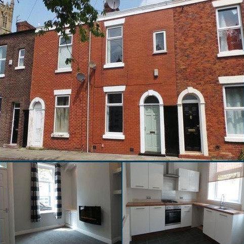 2 bedroom terraced house to rent - Wellington Street, Preston