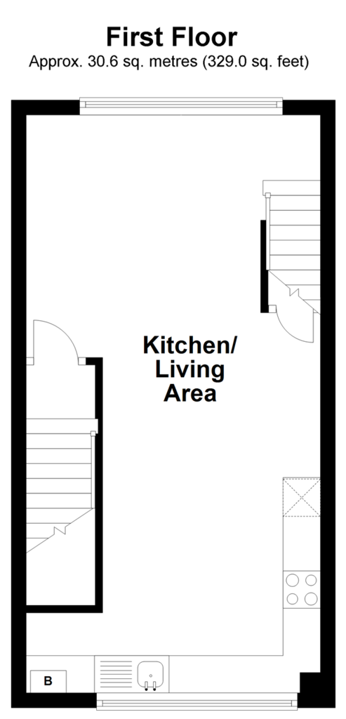 Floorplan 1 of 2: First Floor
