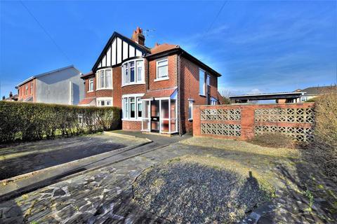 3 bedroom semi-detached house for sale - Church Road, St Annes, Lytham St Annes, Lancashire, FY8 3NP