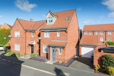4 bedroom detached house for sale - Merchant Road, Ormskirk, Lancashire, L39 4AD