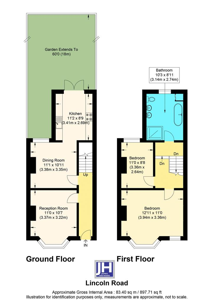 Floorplan: Lincoln Road