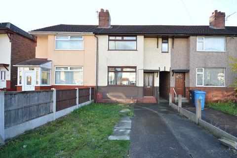 3 bedroom terraced house for sale - Claremont Avenue, Widnes