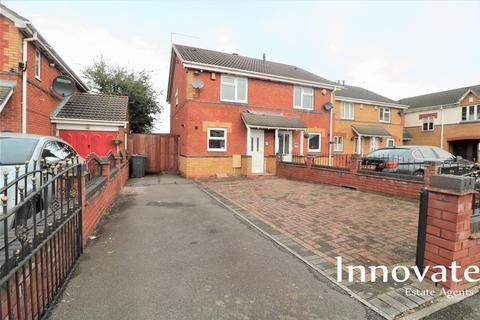 2 bedroom semi-detached house to rent - Spring Meadow, Tipton