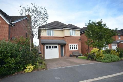 4 bedroom detached house for sale - Yew Tree Avenue, Saughall