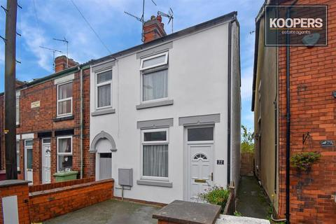 2 bedroom end of terrace house for sale - Alfreton Road, Westhouses, Alfreton