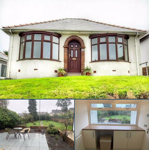 3 bedroom detached bungalow for sale - Caemawr Road, Morriston, Swansea