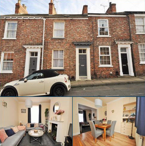3 bedroom terraced house for sale - Buckingham Street, York, YO1 6DW