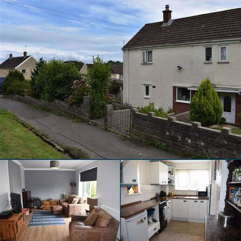 2 bedroom semi-detached house for sale - Birchfield Road, West Cross, Swansea