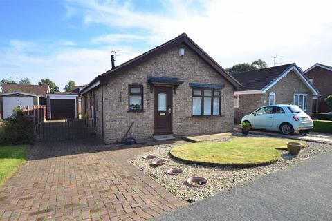 2 bedroom detached bungalow for sale - Plantation Drive, Barlby, Selby, YO8