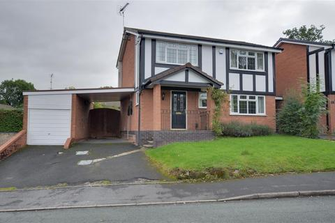 4 bedroom detached house for sale - Hartsbourne Way, Stafford, ST17 4NR