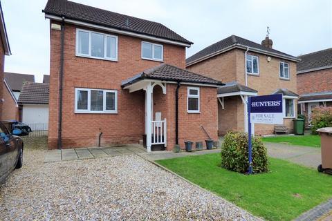 3 bedroom detached house for sale - The Meadows, Beverley Parklands, East Yorkshire, HU17 0RJ