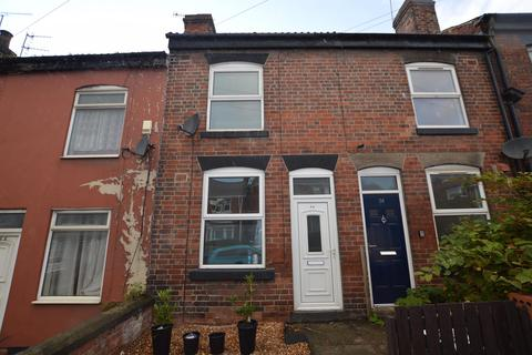 2 bedroom terraced house for sale - Whittington Hill, Old Whittington, Chesterfield, S41 9HA