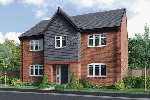 5 bedroom detached house for sale - Starflower Way, Derby, Derbyshire, DE3
