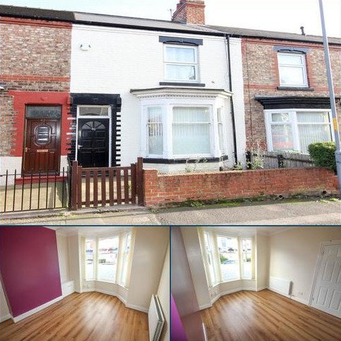 2 bedroom terraced house to rent - Londonderry Road, Stockton