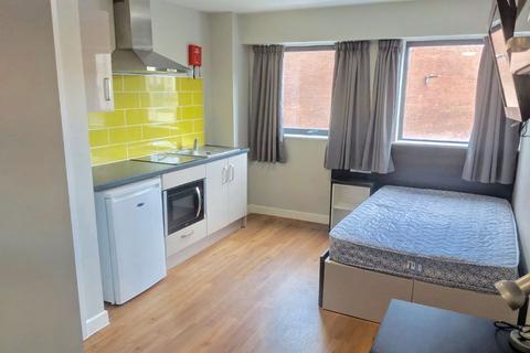 Studio to rent - Sovereign House, Queen Street, S1