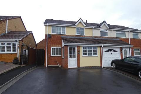 3 bedroom semi-detached house for sale - Cambridge Way, Acocks Green, Birmingham