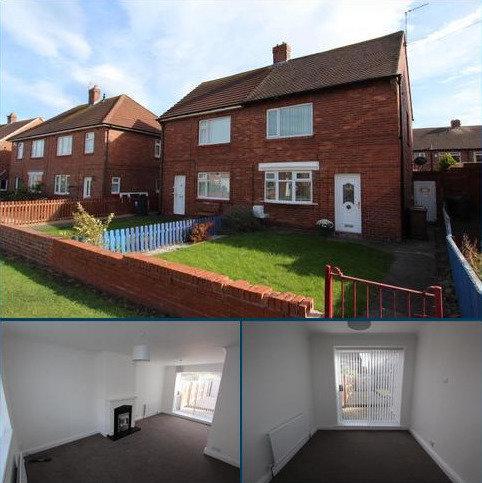 2 bedroom semi-detached house to rent - Kirkley Rd, Shiremoor.  NE27 0PT
