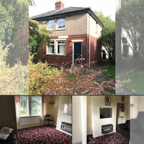 2 bedroom semi-detached house to rent - Aberford Road BD8