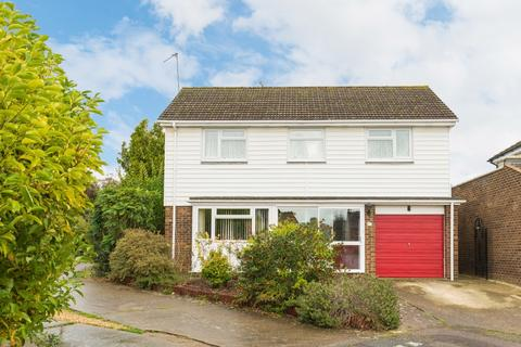 4 bedroom detached house for sale - Warwick Close, Abingdon
