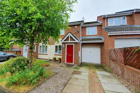 3 bedroom semi-detached house to rent - Church View, Longhorsley, Morpeth