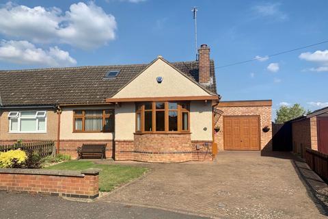 3 bedroom semi-detached bungalow for sale - Eastern Close, Kingsthorpe, Northampton NN2 7AU