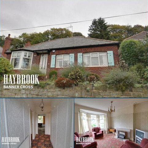 3 bedroom bungalow for sale - Talmont Road, Brincliffe, Sheffield, S11 9ED